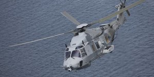 NH90 NFH Qatar Leonardo Airbus Helicopters