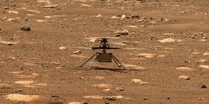 Perseverance Ingenuity Mars rover NASA