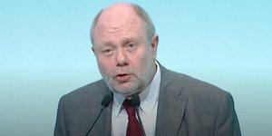Philippe Capron, Veolia, directeur financier, candidat Air France-KLM,