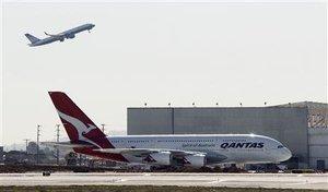 QANTAS VA REPRENDRE LES VOLS D'UNE PARTIE DE SES A380