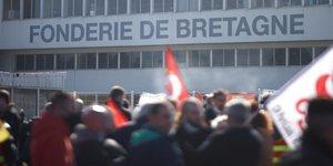 Renault condamne le blocage de la fonderie de bretagne