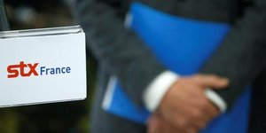 Stx france: l'etat francais pret a faire jouer son droit de preemption