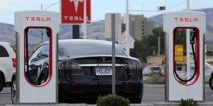 Tesla, a suivre a wall street