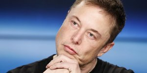 Tesla recule en bourse apres la volte-face d'elon musk