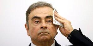 """Tokyo veut une """"notice rouge"""" d'interpol pour carole ghosn"""