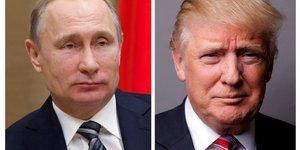 Trump Poutine
