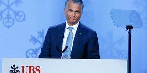UBS CEO Sergio Ermotti