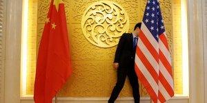 Usa et chine prets dialoguer sur leurs differends