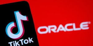 Usa: oracle proche d& 39 un accord avec bytedance pour tiktok, dit trump
